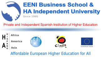 EENI Global Business School & University, Masters