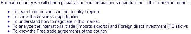 Country Exports