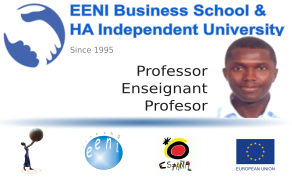 Adérito Wilson Fernandes, Guinea-Bissau (Professor, EENI Global Business School)