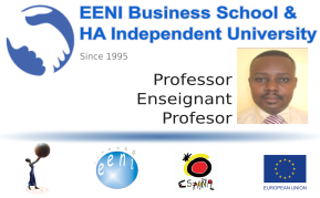 Albert Bialufu Ngandu, DR Congo (Professor, EENI Business School)