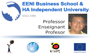 Carlos Efraín Montufar, Ecuador (Professor, EENI Global Business School)