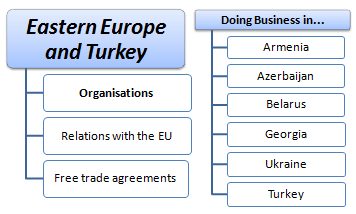Business in Eastern Europe and Turkey, Course