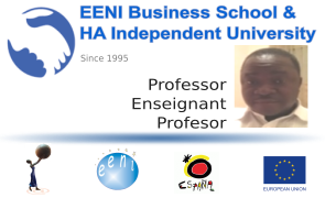 Emmanuel Nignan, Burkina Faso (Professor, EENI Global Business School)