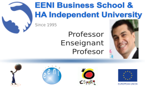 Erik Bruzzone, Chile (Professor, EENI Global Business School)