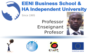 Fernandinho Domingos Sanca, Guinea-Bissau (Professor, EENI & HA University)