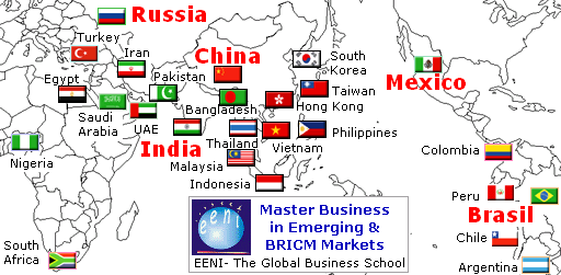 BRICS Emerging Markets (Master)