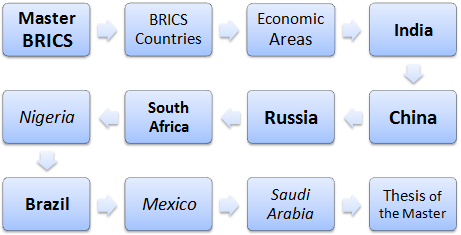 Online Master of Science in Business BRICS Countries