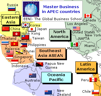 Master: Doing Business in Asia-Pacific