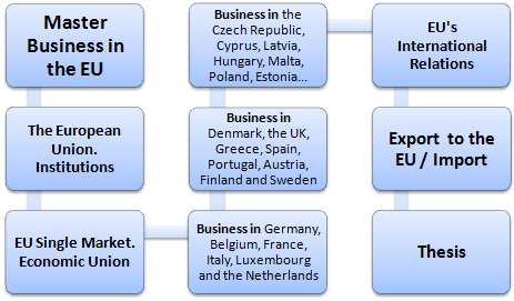 Online Master of Science in Business in Europe