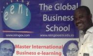 Masters in International Business (eLearning)