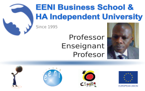 Mouyedi Sylvain Ernest, Congo (Professor, EENI Global Business School)
