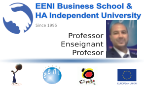 Oussama Bouazizi, Tunisia (Professor, EENI Business School)