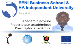 Pascal Nguessan, Ivory Coast (Academic advisor, HA University)