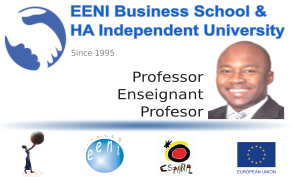 Paterson Ngatchou: EENI Business School & HA University Professor