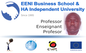 Prosper Kemayou, Chad (Professor, EENI Business School & HA University)