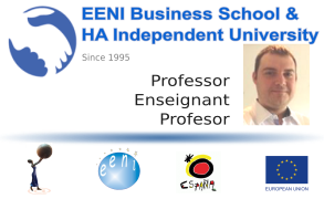 René De Haro Vioque, Spain (Professor, EENI Business School & HA University)