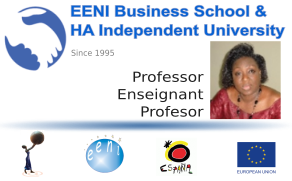 Salamata Micheline ILBOUDO/DIALLO, Burkina Faso (Professor, EENI Business School & HA University)