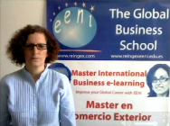 Video Master of Science in International Business