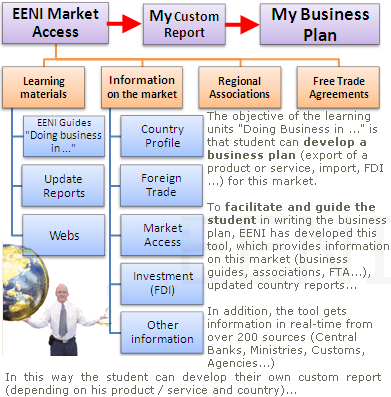 International Market Access (Master)